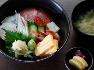 s-sara海鮮丼980